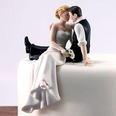 Weddingstar The Look of Love Bride and Groom Couple Figurine for Cakes « Kenzie Loves Weddings