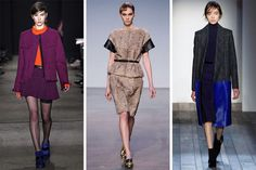 10 of fall 2013's most wearable trends...glamour mag