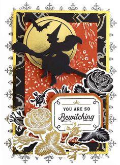 July 11th, 2017- Vintage Halloween Card Making Kit