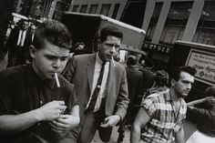 Leo Rubinfien and Philip Lorca diCorcia revisit the Garry Winogrand archive.