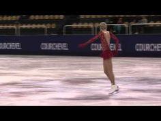 8 Ashley CAIN (USA) - ISU JGP Courchevel Junior Ladies Short Program