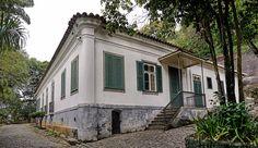 Casa de Benjamin constant - Museu - Mansão - República - Santa Teresa - Rio de Janeiro - Brasil