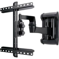 SANUS SYSTEMS VMF220-B1 32-inches to 47-inches VisionMount Full-Motion Flat Panel Mount