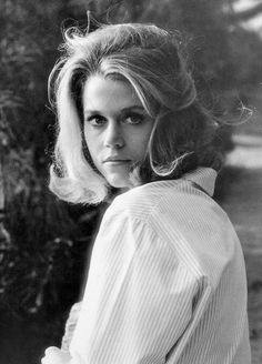 Image detail for -Early Young Jane Fonda Autographed Photograph RP Golden Age Of Hollywood, Classic Hollywood, Old Hollywood, Jane Fonda Barbarella, Cat Ballou, Barefoot In The Park, Online Interview, Star Wars, Lady Jane