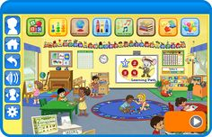 This website you can use at the library for FREE.   ABCmouse: Kids Learning, Phonics, Educational Games, Preschool-Kindergarten Reading