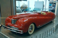 1941 Chrysler Newport Phaeton..Re-pin Brought to you by agents at #HouseofInsurance in #EugeneOregon for #LowCostInsurance