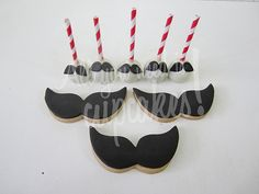Mostachos! | All you need is Cupcakes! | Flickr