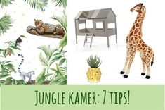 Safari Nursery, Jungle Safari, Nursery Decor, Jungle Room, Modern Kitchen Design, Kids Bedroom, Giraffe, Stuff To Do, Wildlife