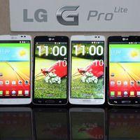 LG Announces LG G Pro Lite Smartphone