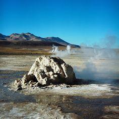 el Tatio geyser field / Timo Bergenhenegouwen