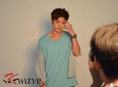 ]BTOB #Changsub for Kwave Magazine.