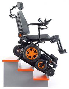Topchair-S silla de ruedas electrica