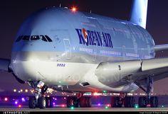 Korean Air Airbus A380-861 HL7612 039 Paris Roissy - Charles de Gaulle - LFPG