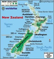 new zealand -Hot spring and skiing holiday