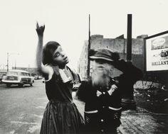 William Klein Dance in Brooklyn, NY, 1955 Thanks tomelisaki