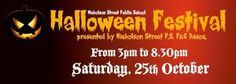 The one & only Halloween Festival presented by Nicholson St Public School,  Balmain East.