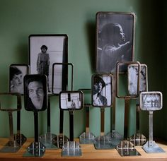 store display --> photo display