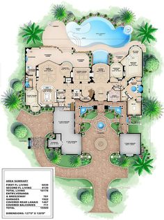 Modern House Plans in addition What 5 Changes Would You Make To This 1950s Ranch likewise Watch furthermore Graceland elvis further Glass Fish Tanks. on 2 bedroom pool house floor plans