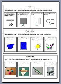 Brevets PS découpage, coloriage, modelage Montessori, Decoupage, Positivity, Activities, Education, Math, School, Kids, Socialism