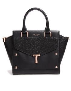 Ted Baker T Tote Bag with detachable clutch