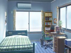 Pin by 寇琪 葉 on Anime Nhà chung cư Living room background Anime scenery wallpaper Anime