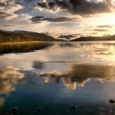 Loch Ness v Inverness, Highland