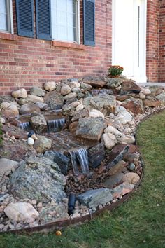 Pondless Water Features Denver | Art Of the Yard | Landscape Design Colorado