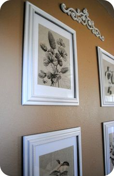 tutorial: drop cloth pictures made with your printer