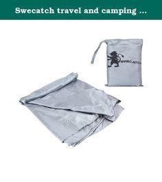 Portable Single Liner Cotton Inner Sleeping Bag Travel Host Sheet Sack Camp USA