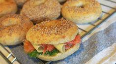 Gluteenitonta leivontaa: Gluteenittomat bagelit