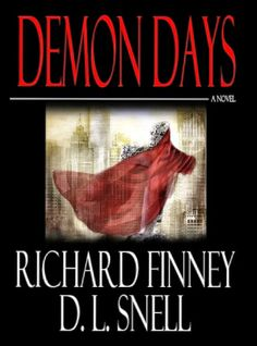 RICHARD FINNEY: The AUDIO BOOK of DEMON DAYS is HAPPENING!!!