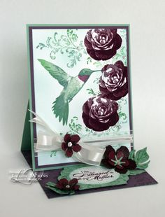 LW Designs: Picture Perfect Mother's Day Easel Card