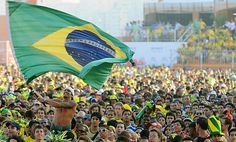 As expected, most of the tickets have been sold to those who live in Brazil. It seems that these people are eager to see the game and to support their own country, which is host for the second time, this being a huge honor.