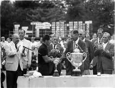 In 1962, Gary Player captured his third of nine Majors at the PGA Championship at Aronimink.