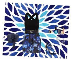 """Everyday Simple"" by oksana-kolesnyk ❤ liked on Polyvore featuring nuLOOM, Gestuz, Emilio Pucci, River Island, NARS Cosmetics, AERIN, ORLY, Altuzarra, Wallis and Carmella"