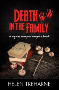 Are you looking for the next vampire series, but want something more British than Sookie Stackhouse and less romantic than Twilight? The Sophie Morgan books by Helen Treharne have been likened to Bridget Jones meets Buffy. www.helentreharne.wordpress.com
