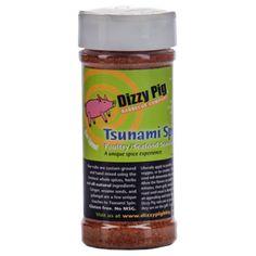 Dizzy Pig BBQ Tsunami Spin Rub Spice