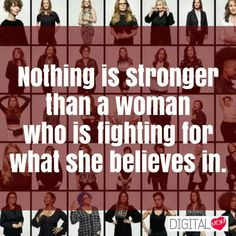 Women who believes in her thoughts #Nothing #Stronger #Women #Fighting #Believe #Respect #DigitalMom #Friday www.digitalmom.in
