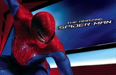 The Amazing Spider-Man - banner close up