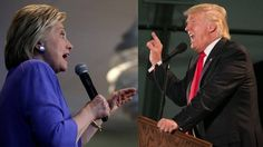 """Clinton, Trump make final pitch in battleground states Clinton, Trump make final pitch in battleground states:- President Barack Obama and first lady Michelle Obama sought to lift Hillary Clinton to victory while Donald Trump warned she was the """"face of failure"""" and predicted he would blow her away in Tuesday's election. On a dramatic final …"""