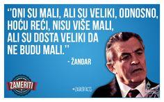 Legendarna izjava inspektora Petrovića - Žandara. #ZagrebFacts #Zagreb #ZG #Agram #Smogovci