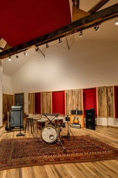 WSDG recording studio design: Spice House Sound, Philadelphia. Cheryl Fleming Photography.