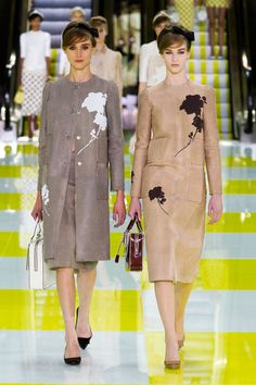 Louis Vuitton: весна-лето 2013