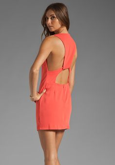 BEC & BRIDGE Palazzo Backless Dress
