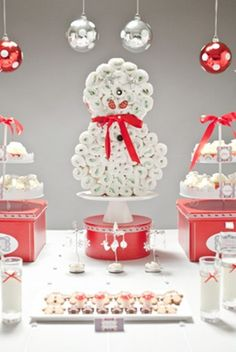 Baby shower giveaways pinterest christmas