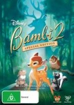 Bambi II (Special Edition) DVD