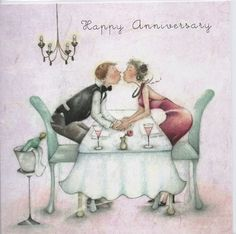 To the love of my life. Happy 34 years 2/12! -Berni Parker