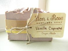 Soap Packaging Ideas | Homemade Soap Packaging