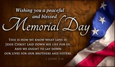 Happy Memorial day wishes picture