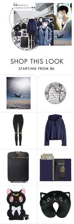 """""""ROUND 7   EXO - FINAL DESTINATION"""" by theycallmebeatriz ❤ liked on Polyvore featuring Topshop, STELLA McCARTNEY, Royce Leather, Frends and botkpg"""